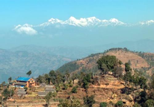 Ganesh Himal Region Trek