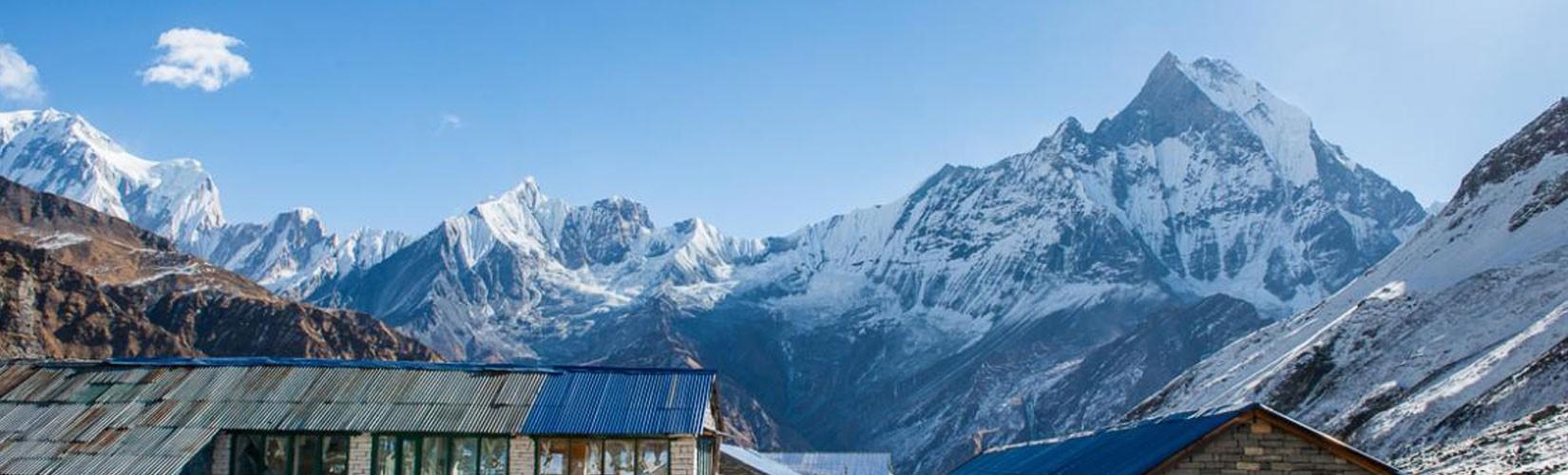 Annapurna Easy Trek