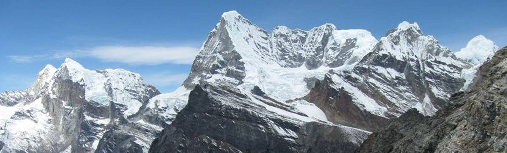 Everest Base Camp Trek with Island Peak