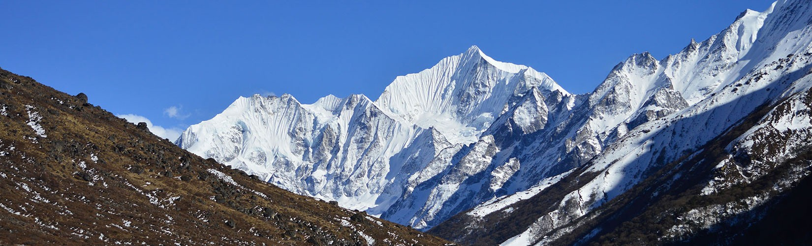 Langtang Ganjala Pass Trek