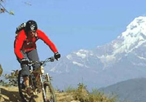 Annapurna Circuit Mountain Biking Tour