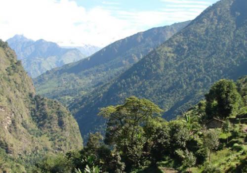 Ganesh Himal Pangsang La pass Trek