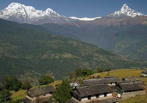 Hiking Around Pokhara