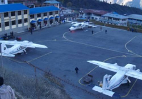 Kathmandu Lukla Flight