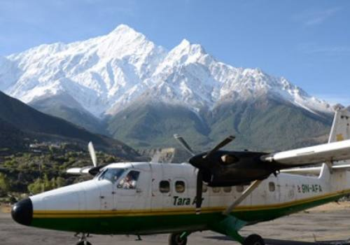Pokhara Jomsom Flight