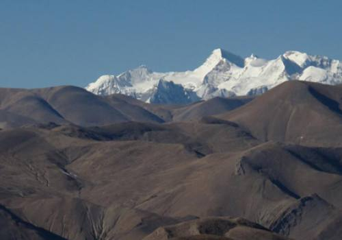 Tibet Everest Encounter Trek